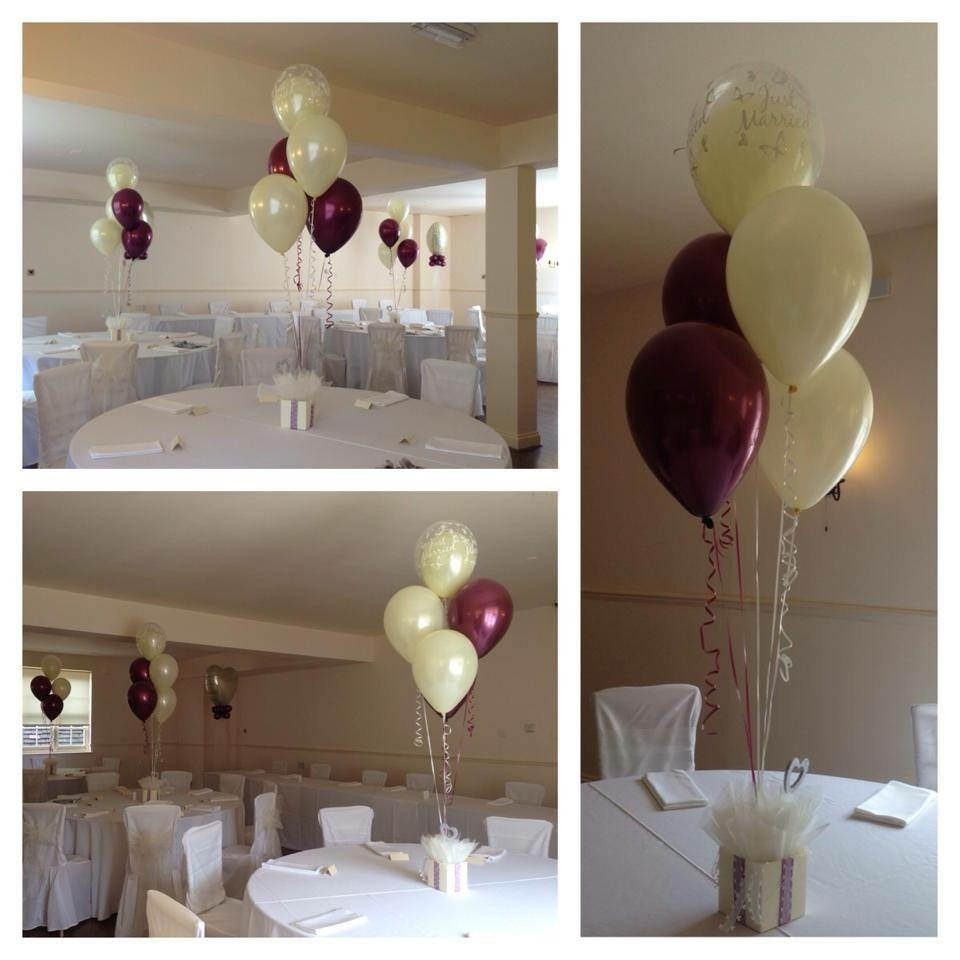 Wedding Decorations at Cromwell Manor
