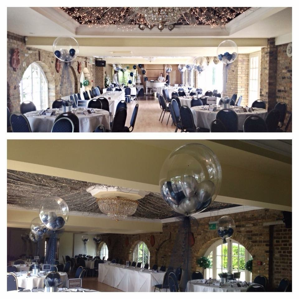 Wedding Decorations at Friern Manor