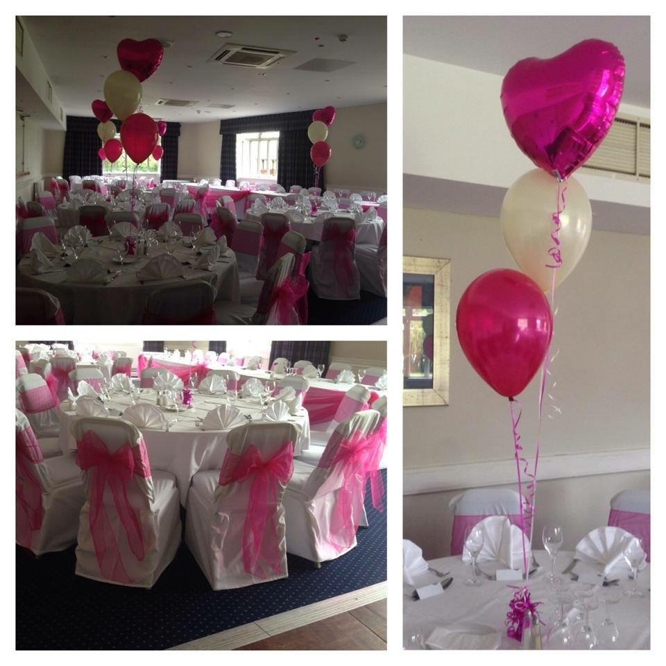 Wedding Decorations at Holiday Inn Basildon