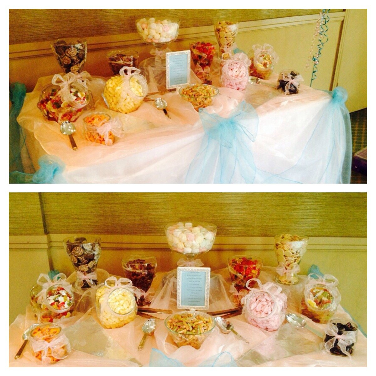 Sweetie Table at Ivy Hill Hotel