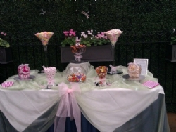Sweetie Table at Friern Manor