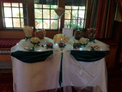 Sweetie Tables at Marygreen Manor