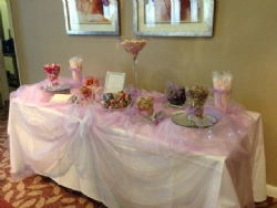 Sweetie Tables at Marks Tey Hotel