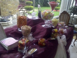 Sweetie Tables at Friern Manor